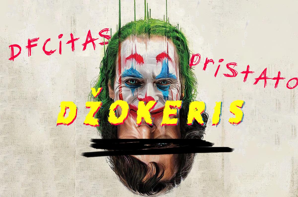 """Apžvalga: """"Džokeris"""" (2019)"""