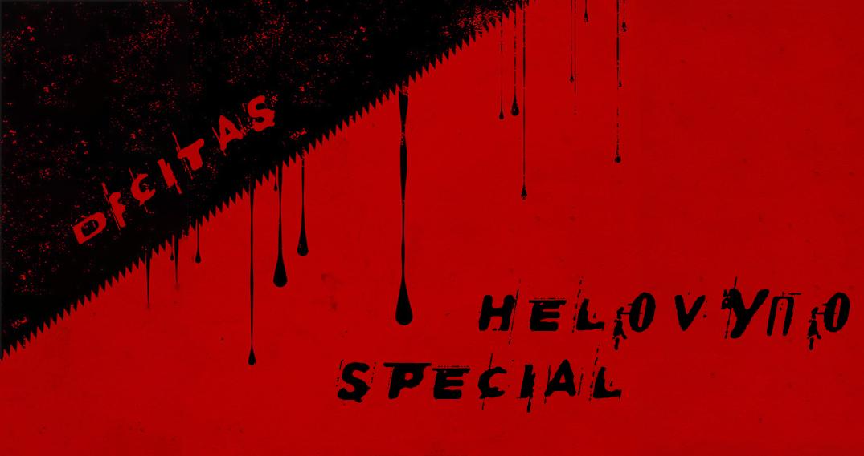 "Helovyno special: ""Pjūklas"""
