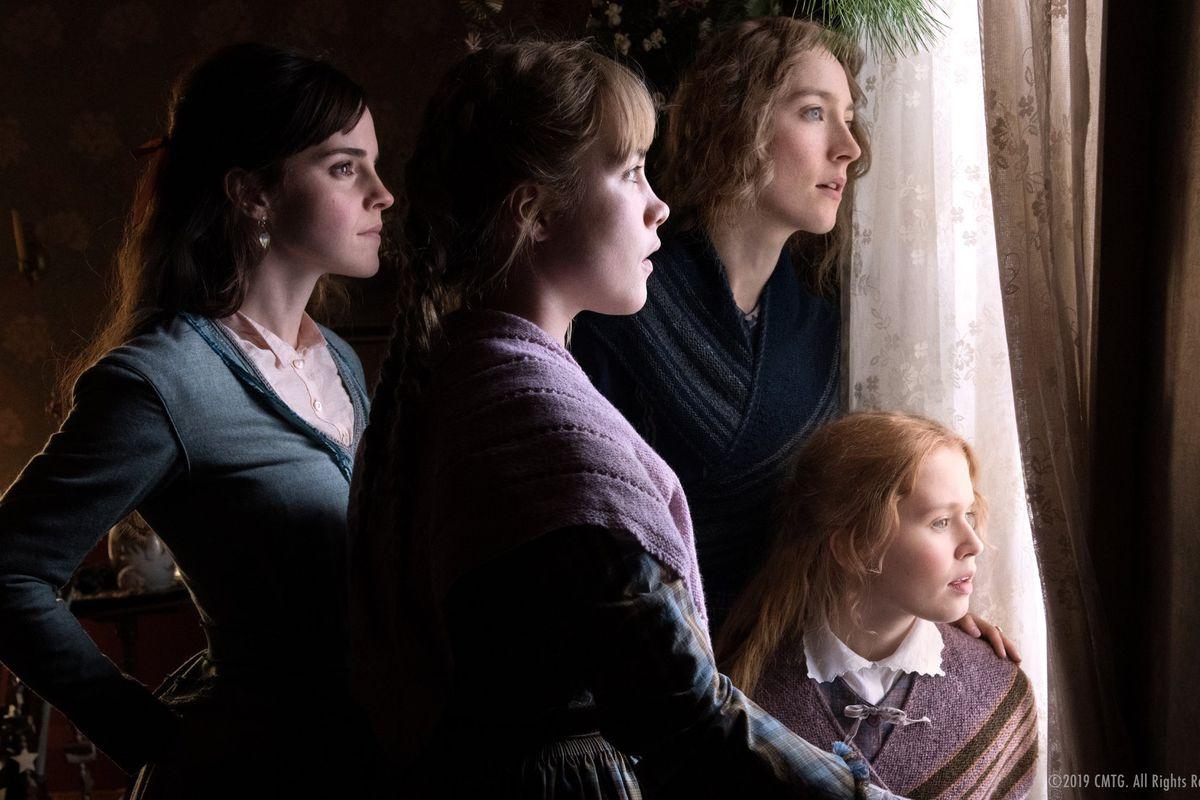 mažosios moterys; filmas; apžvalga; dfcitas; oskarai;