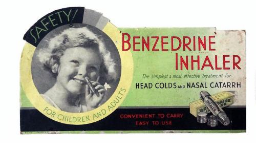 benzedrinas; speedas; amfetaminai; astuoniasdesimtieji; vaistai;